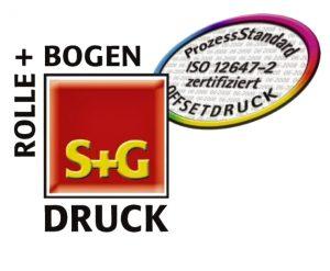 altes S+G Druck Logo